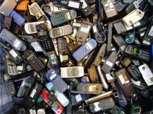 Phones on the Scrap Heap
